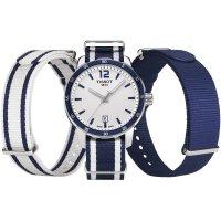 Zegarek męski Tissot quickster T095.410.17.037.01 - duże 3