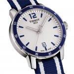 Zegarek męski Tissot quickster T095.410.17.037.01 - duże 4