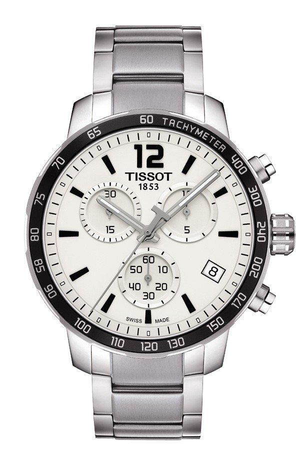 Tissot T095.417.11.037.00 Quickster QUICKSTER CHRONOGRAPH