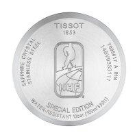 Zegarek męski Tissot quickster T095.417.17.037.00 - duże 3