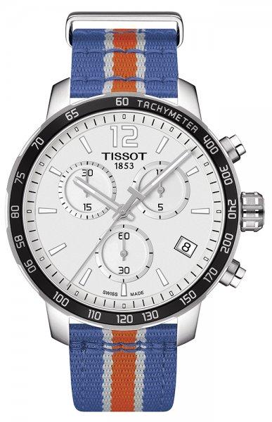 Tissot T095.417.17.037.06 Quickster QUICKSTER CHRONOGRAPH NBA NEW YORK KNICKS