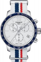 Zegarek męski Tissot quickster T095.417.17.037.09 - duże 1