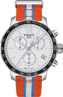 Zegarek męski Tissot quickster T095.417.17.037.14 - duże 1