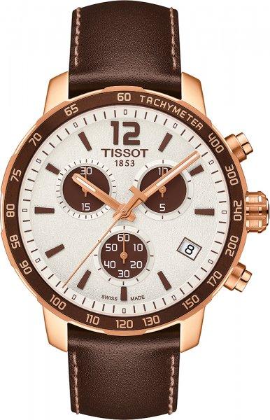 Zegarek męski Tissot quickster T095.417.36.037.01 - duże 1