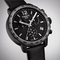Zegarek męski Tissot quickster T095.417.36.057.02 - duże 3