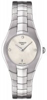 Zegarek damski Tissot t-round T096.009.11.116.00 - duże 1