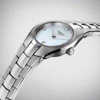 Zegarek damski Tissot t-round T096.009.11.116.00 - duże 3