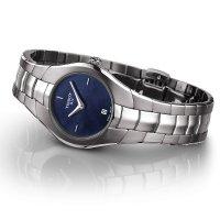 Zegarek damski Tissot t-round T096.009.11.131.00 - duże 2