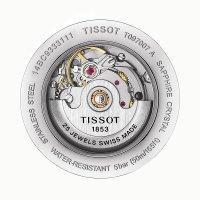 Zegarek damski Tissot bridgeport T097.007.26.033.00 - duże 2