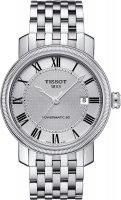 Zegarek męski Tissot bridgeport T097.407.11.033.00 - duże 1