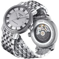Zegarek męski Tissot bridgeport T097.407.11.033.00 - duże 2