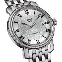Zegarek męski Tissot bridgeport T097.407.11.033.00 - duże 3