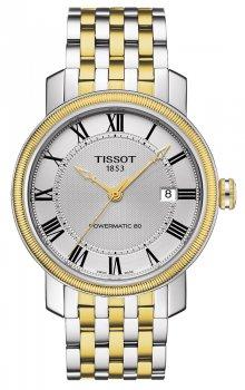 zegarek BRIDGEPORT Powermatic 80 Gent Tissot T097.407.22.033.00