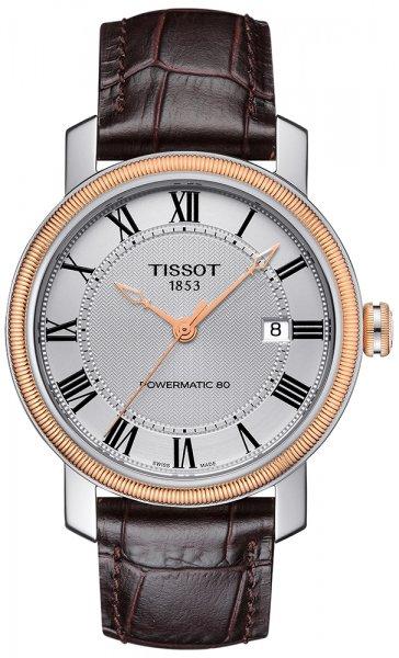 Tissot T097.407.26.033.00 Bridgeport BRIDGEPORT POWERMATIC 80