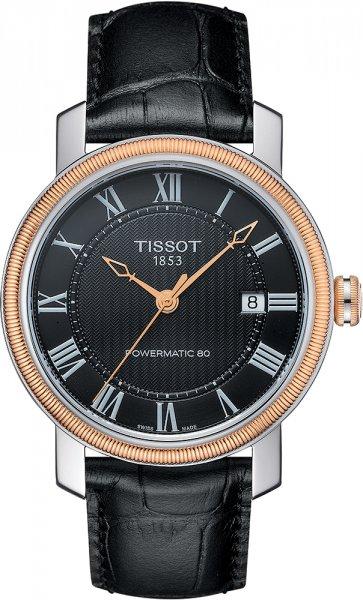 Tissot T097.407.26.053.00 Bridgeport BRIDGEPORT POWERMATIC 80