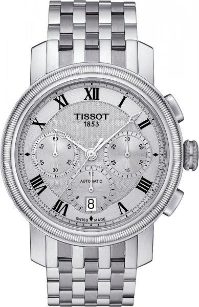 Tissot T097.427.11.033.00 Bridgeport BRIDGEPORT AUTOMATIC CHRONOGRAPH VALJOUX