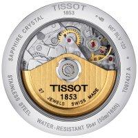 Zegarek męski Tissot bridgeport T097.427.22.033.00 - duże 2