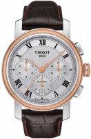 Zegarek męski Tissot bridgeport T097.427.26.033.00 - duże 1