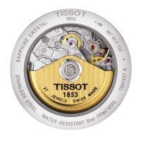 Zegarek męski Tissot bridgeport T097.427.26.033.00 - duże 2