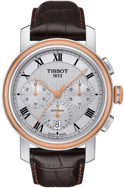 Tissot T097.427.26.033.00 Bridgeport BRIDGEPORT AUTOMATIC CHRONOGRAPH VALJOUX