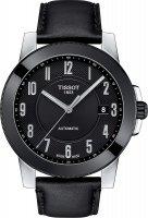 Zegarek męski Tissot gentleman T098.407.26.052.00 - duże 1