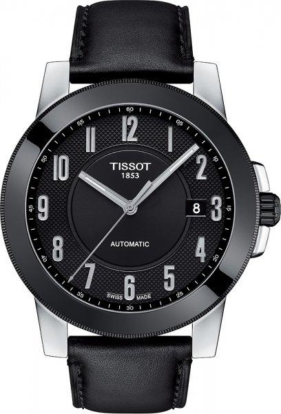 Zegarek Tissot T098.407.26.052.00 - duże 1