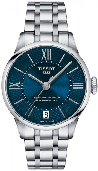 Tissot T099.207.11.048.00 Chemin des Tourelles CHEMIN DES TOURELLES LADY POWERMATIC 80
