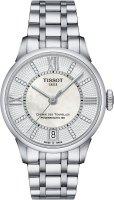 Zegarek damski Tissot chemin des tourelles T099.207.11.116.00 - duże 1