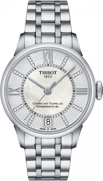 Zegarek Tissot T099.207.11.116.00 - duże 1