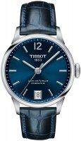 Zegarek damski Tissot chemin des tourelles T099.207.16.047.00 - duże 1