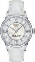 Zegarek damski Tissot chemin des tourelles T099.207.16.116.00 - duże 1