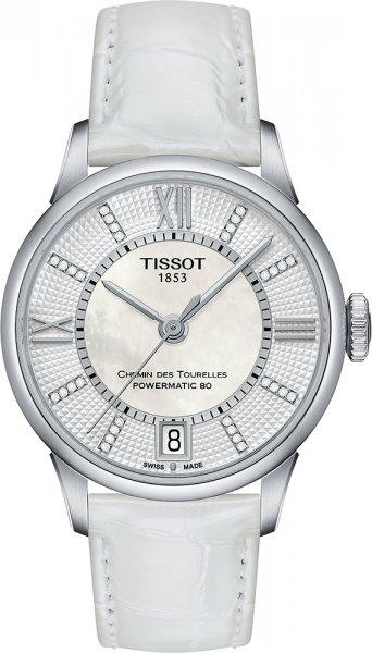 Zegarek Tissot T099.207.16.116.00 - duże 1