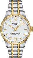 Zegarek damski Tissot chemin des tourelles T099.207.22.037.00 - duże 1