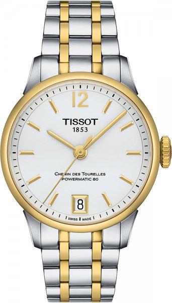 Zegarek Tissot T099.207.22.037.00 - duże 1