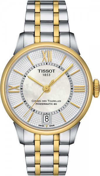 Zegarek Tissot T099.207.22.118.00 - duże 1
