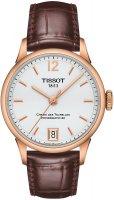 Zegarek damski Tissot chemin des tourelles T099.207.36.037.00 - duże 1