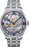Zegarek męski Tissot chemin des tourelles T099.405.11.418.00 - duże 1