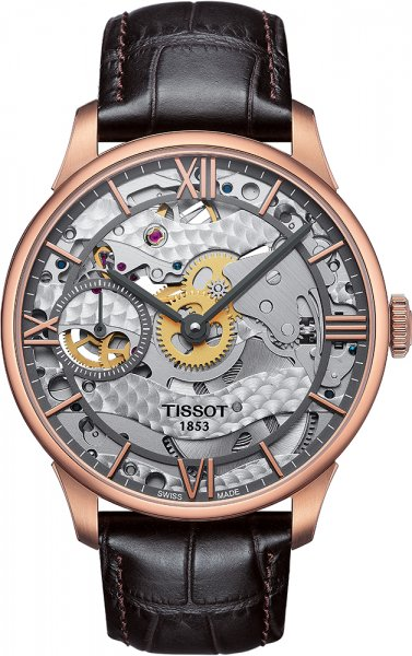 Zegarek Tissot T099.405.36.418.00 - duże 1
