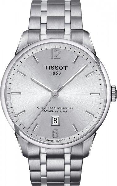 Zegarek Tissot T099.407.11.037.00 - duże 1
