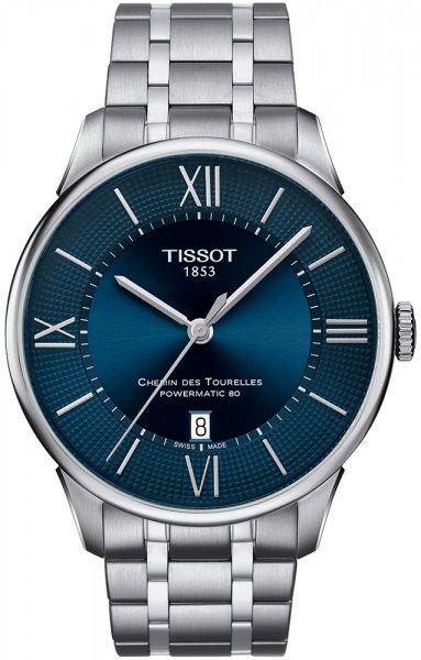 Tissot T099.407.11.048.00 Chemin des Tourelles CHEMIN DES TOURELLES POWERMATIC 80