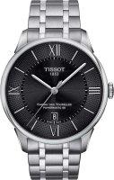 Zegarek męski Tissot chemin des tourelles T099.407.11.058.00 - duże 1