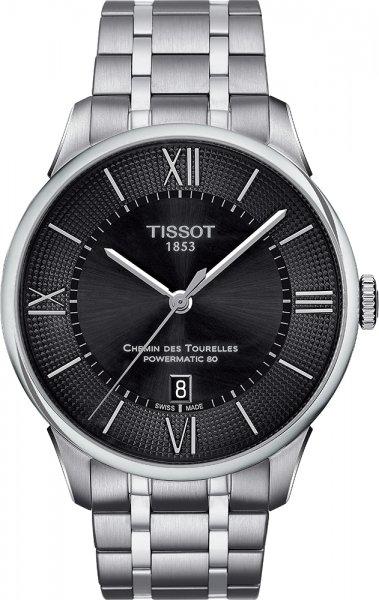 Zegarek Tissot T099.407.11.058.00 - duże 1