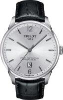 Zegarek męski Tissot chemin des tourelles T099.407.16.037.00 - duże 1
