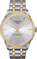 Zegarek męski Tissot chemin des tourelles T099.407.22.037.00 - duże 1