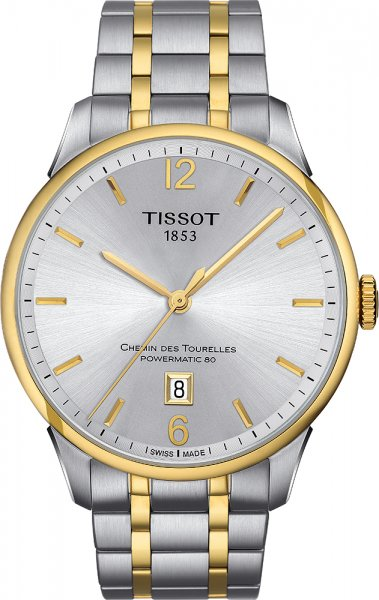 Zegarek Tissot T099.407.22.037.00 - duże 1