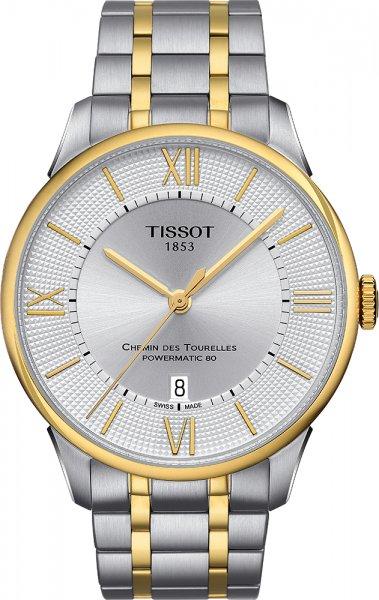 Zegarek Tissot T099.407.22.038.00 - duże 1