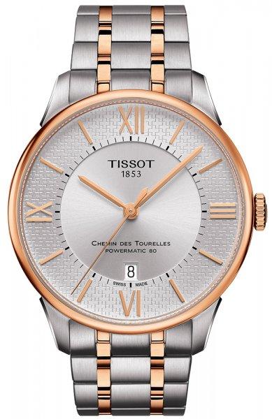 Zegarek Tissot T099.407.22.038.01 - duże 1
