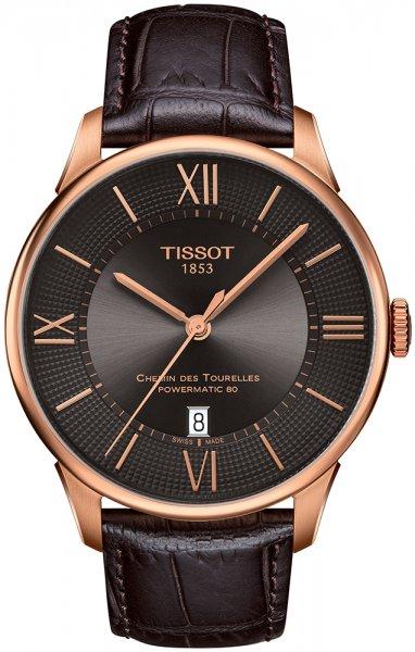 Zegarek Tissot T099.407.36.448.00 - duże 1