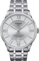 Zegarek męski Tissot chemin des tourelles T099.408.11.038.00 - duże 1