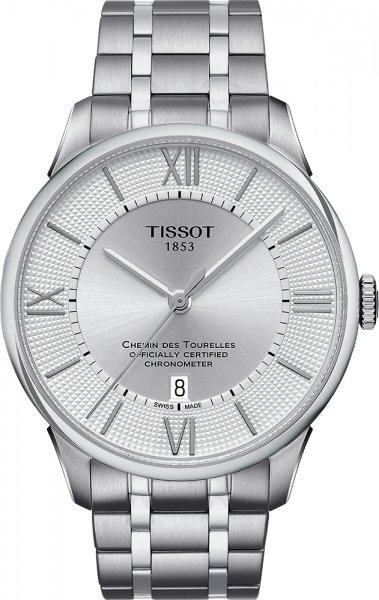 Zegarek Tissot T099.408.11.038.00 - duże 1